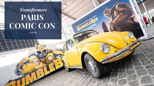HAsbro @Paris Comic Con