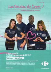 Publicité boucles du coeur 2017