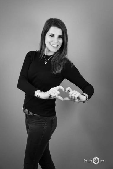 Karine Ferri pour OneHeart