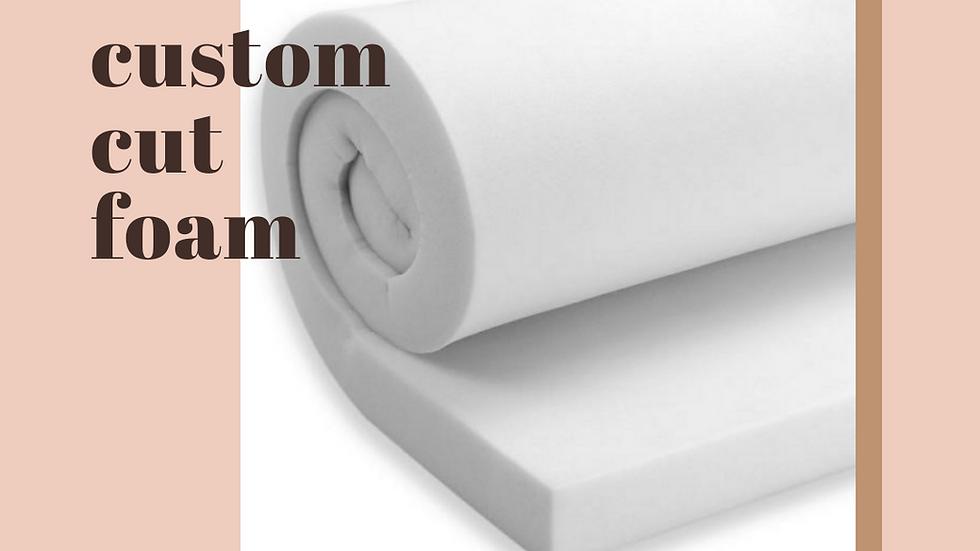Custom Cut Foam Insert (Medium)