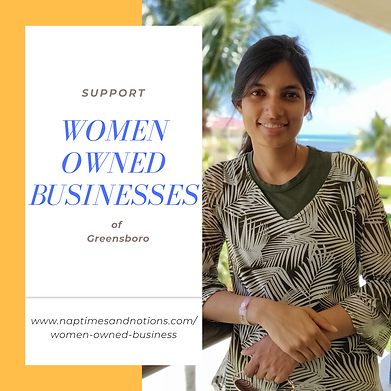 Women Owned Business of Greenboro