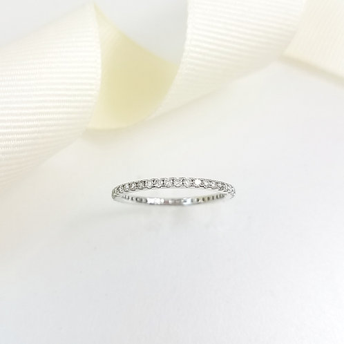Micro Full Eternity Ring