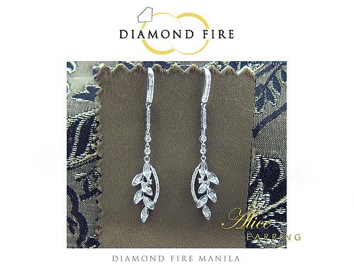 Alice Diamond Earrings