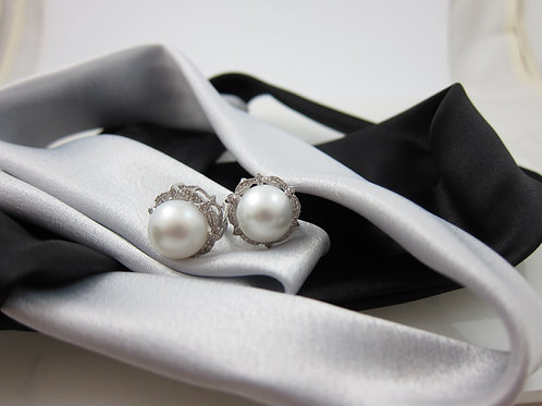 Imperial Pearl with South Sea Pearl