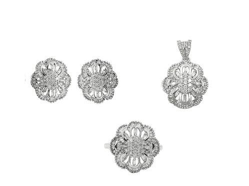 Adelaide Diamond Set