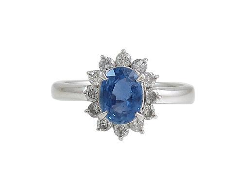Helen Of Troy Blue Sapphire