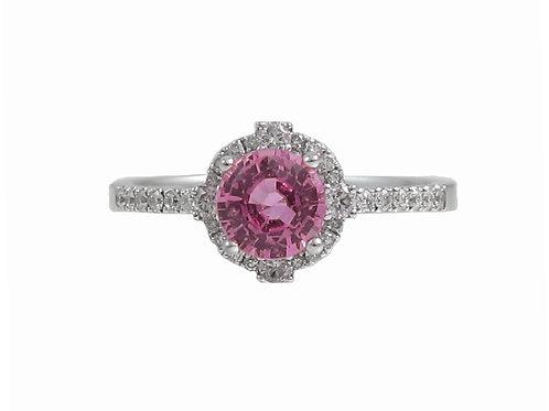 Padma Pink Sapphire