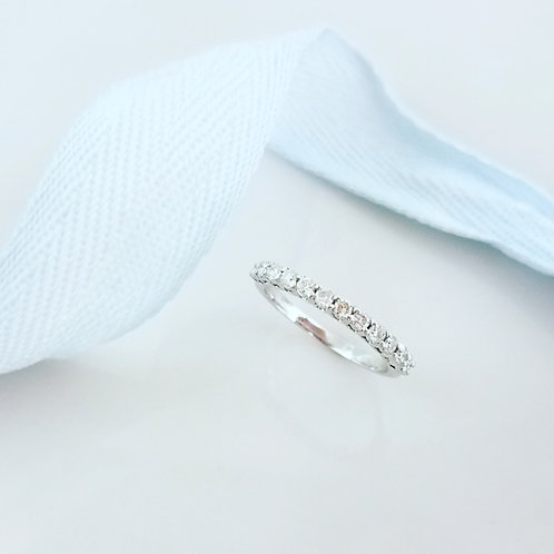 Half Eternity Ring-12D