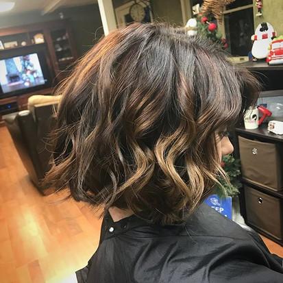 #hair #haircut #shorthair #curls