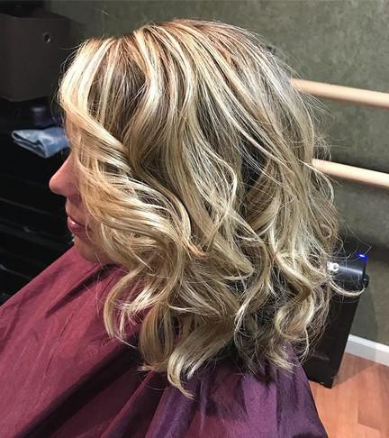 #highlights #haircolor #blonde #hair #blondehair #fallhair #newhair