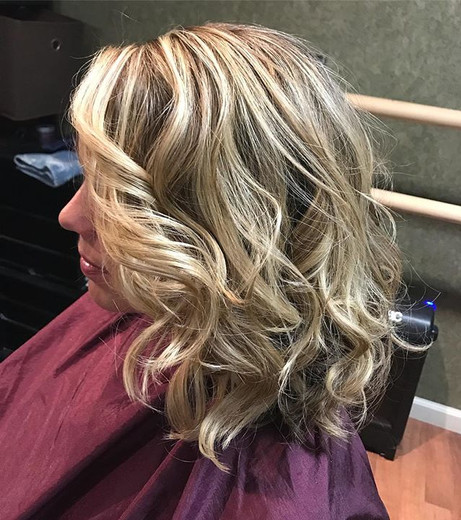 #highlights #haircolor #blonde #hair #blondehair #fallhair #newhair
