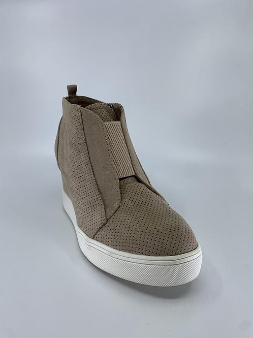 MIA Christie Wedge Sneaker