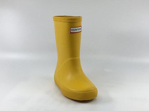 Hunter Rain Boot Yellow