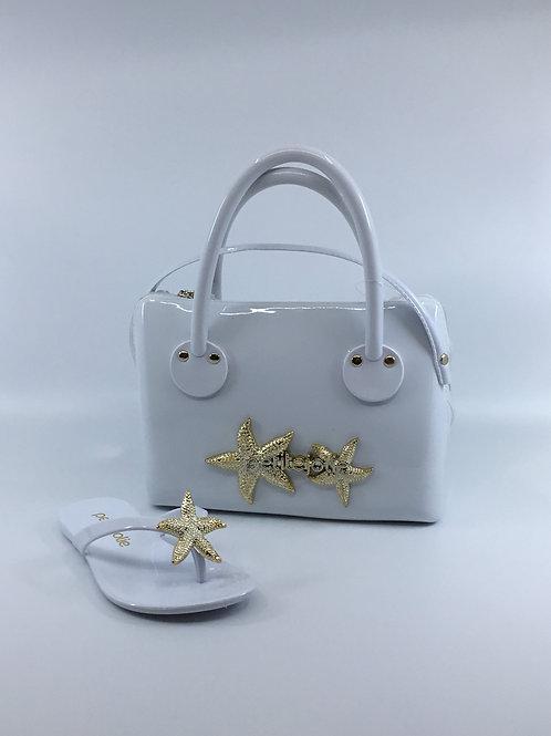 Petite Jolie Luckys Thong and Bag