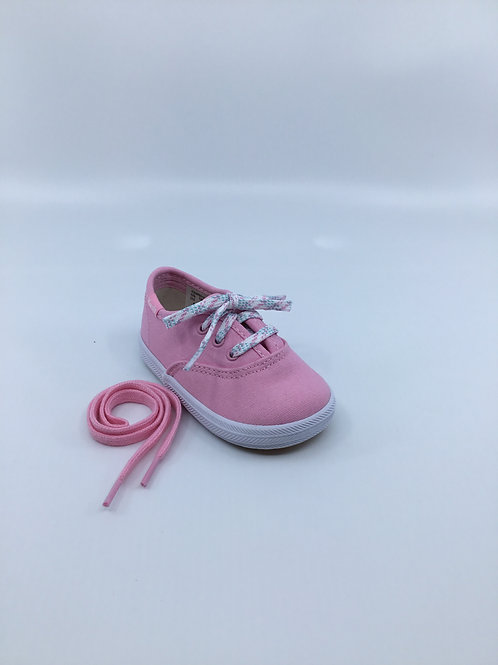Keds Champion Pink Canvas