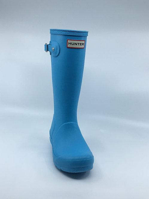 Hunter Sky Blue Rain Boot