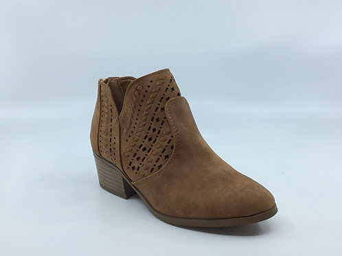 Vince Camuto Tan Ankle Boot