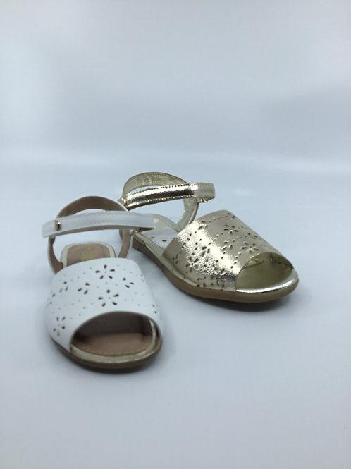 Bibi Flower Velcro Sandal