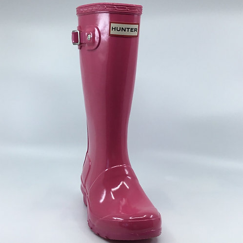 Hunter Fuschia Rain Boot