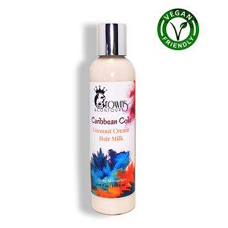 Caribbean Coils Coconut Cream Hair Milk