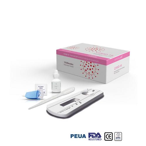 Sensing Self Pre-Screening COVID-19 Kit