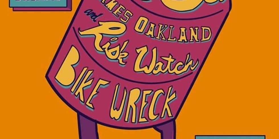 Mansa w/ Risk Watch, Bike Wreck
