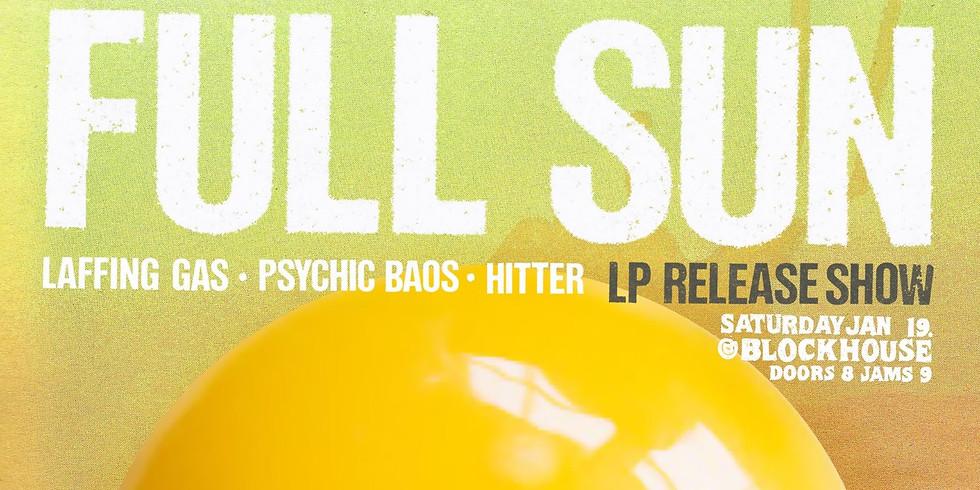 Let's Pretend Presents: Full Sun Record Release Show