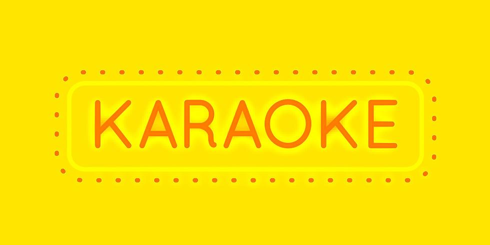 Karaoke with Austin White