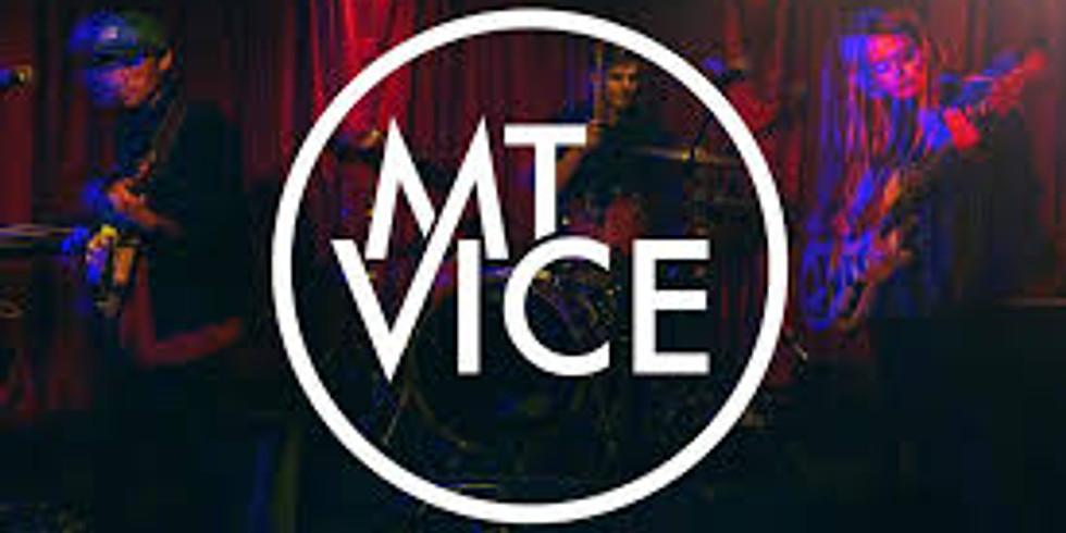 MT Vice, Bandanna, Thin Lines, Bike Wreck