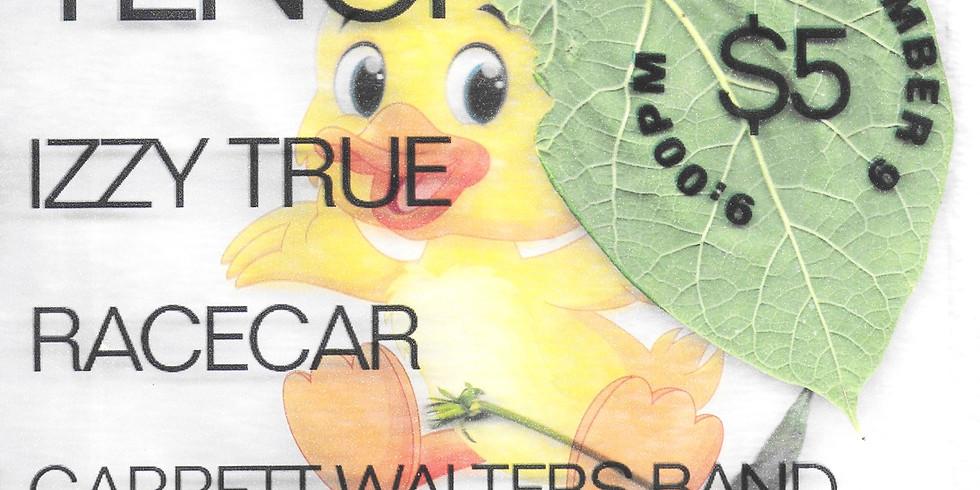 Tenci (Chi) & Izzy True (Chi) w/ Racecar + Garrett Walters Band