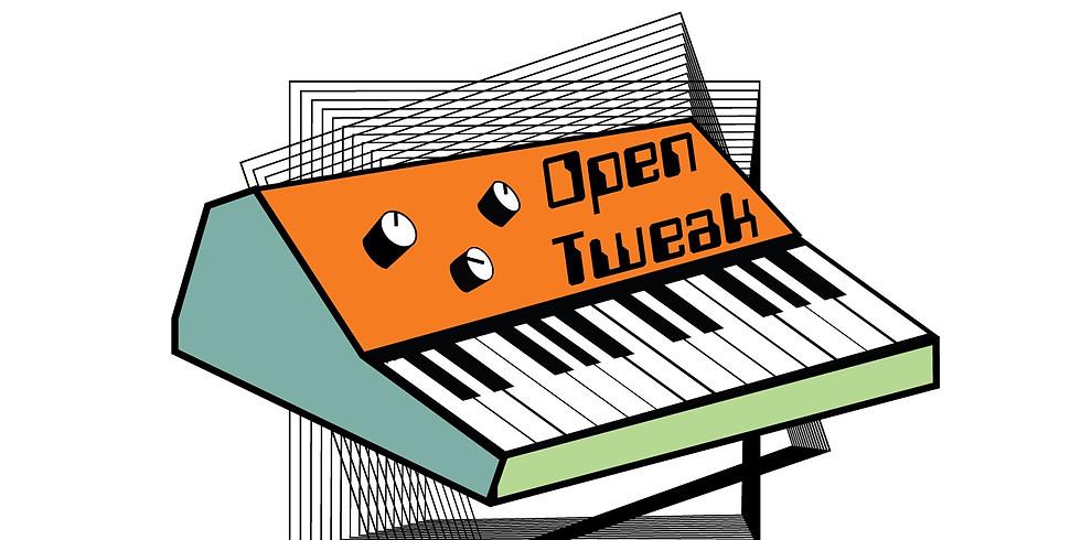 Electronic Show: Open Tweak
