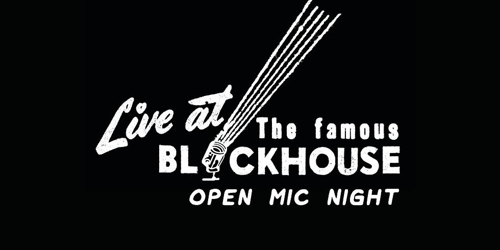 Blockhouse Open Mic