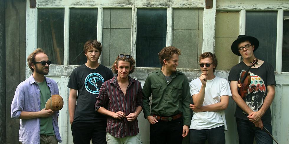 Wonderhills Album Release w/ Ruth & The Stones
