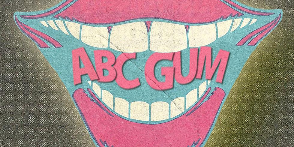 ABC Gum Tape Release w/ Volunteer Department