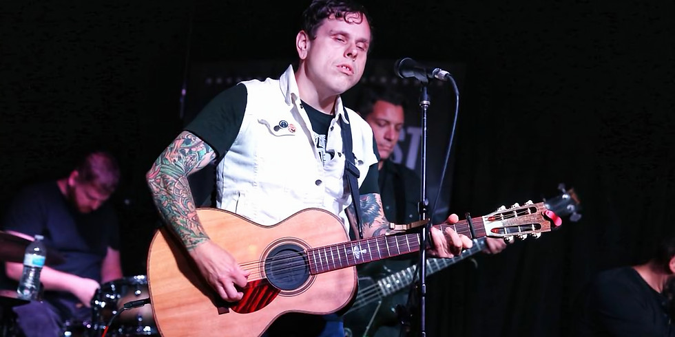 Austin Lucas Live Album Recording