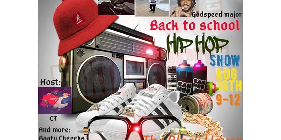 Back To School Hip Hop Showcase