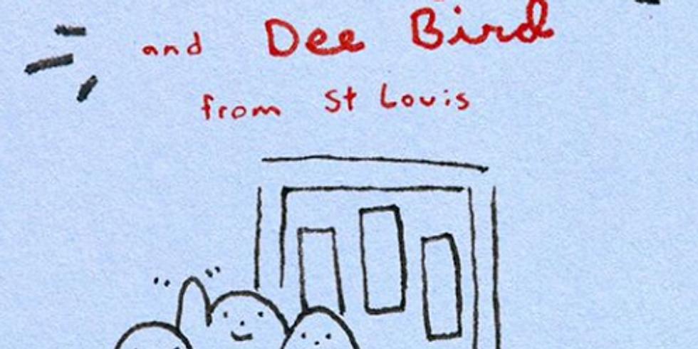 Ronnie Rogers & Dee Bird w/ Madeline Ava & Daguerrotype