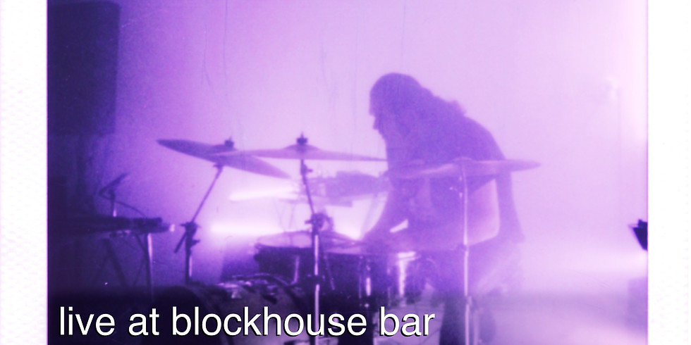 Bl_ank (Chicago experimental drummer) w/ Lather