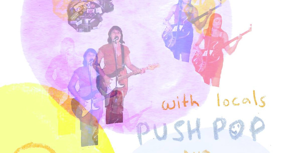 Headface w/ Push Pop & The Bills