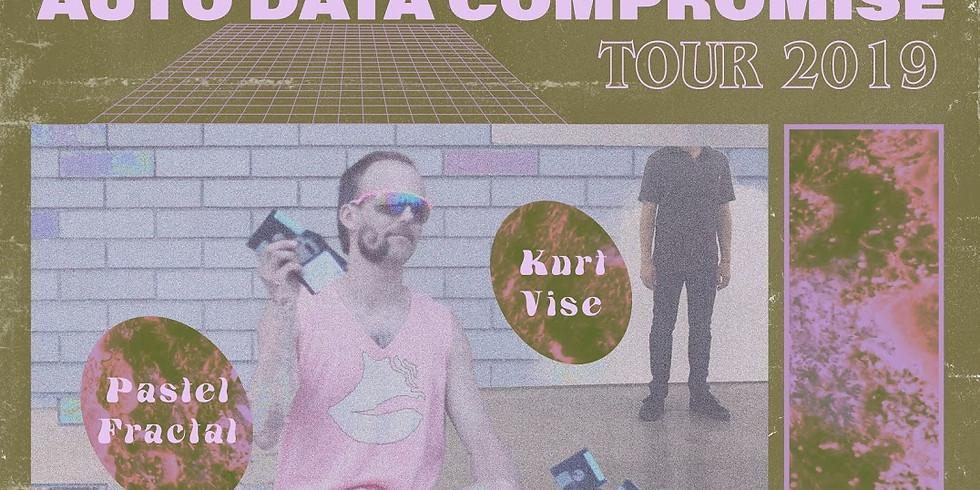 Pastel Fractal, Kurt Vise w/ Sim Chamber, Beverly Bounce House