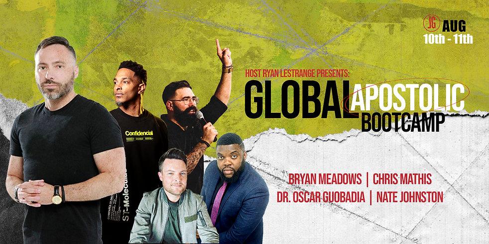 LeStrange Global GLOBAL APOSTOLIC BOOTCA