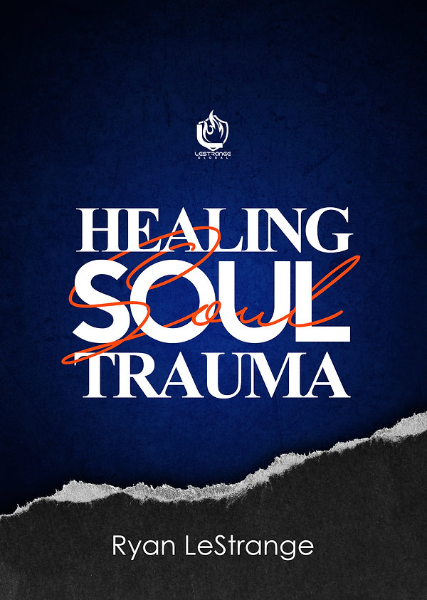 LeStrage Global HEALING SOUL TRAUMA EBoo