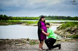 Outdoor Maternity Photographer | Hyderabad