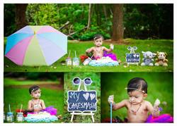 Outdoor Baby Photographer