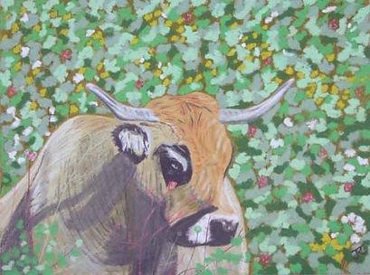 La vache fleurie B 72 P  OF  - copie.jpg