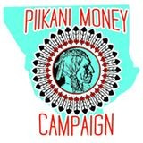 Working with the Piikani Money campaign