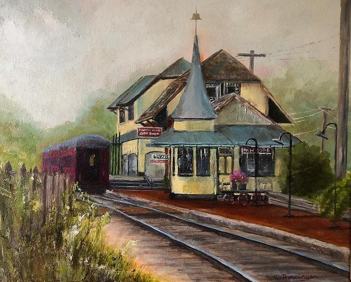 New Hope Train Station
