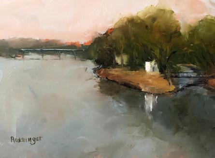 En Heartened Renderings:                Works in Oil by Cindy Roesinger