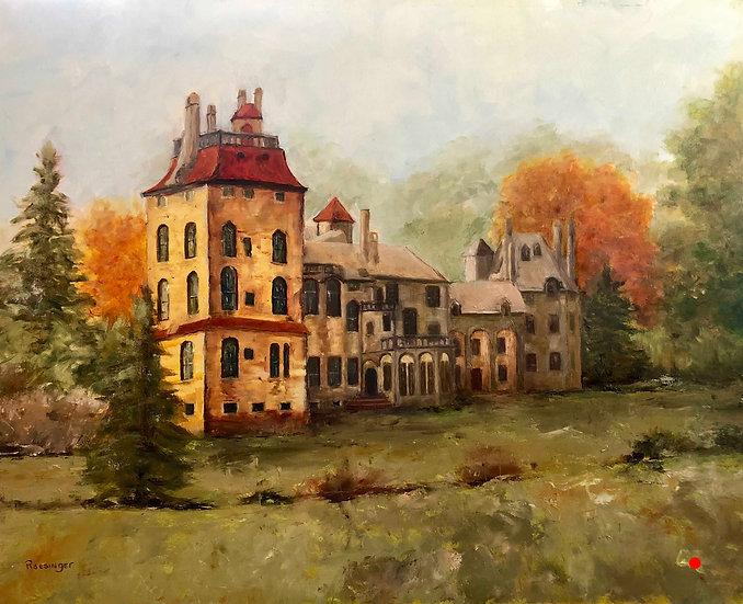 Fonthill Castle in Doylestown, PA