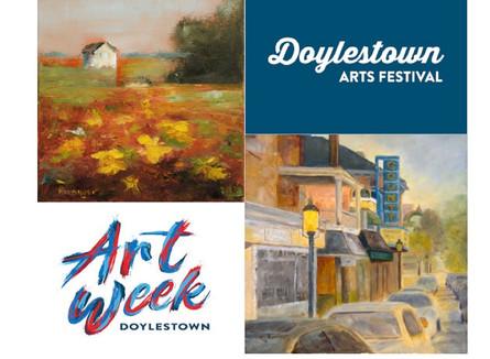 Arts & Cultural Council of Bucks County Pop Up Show